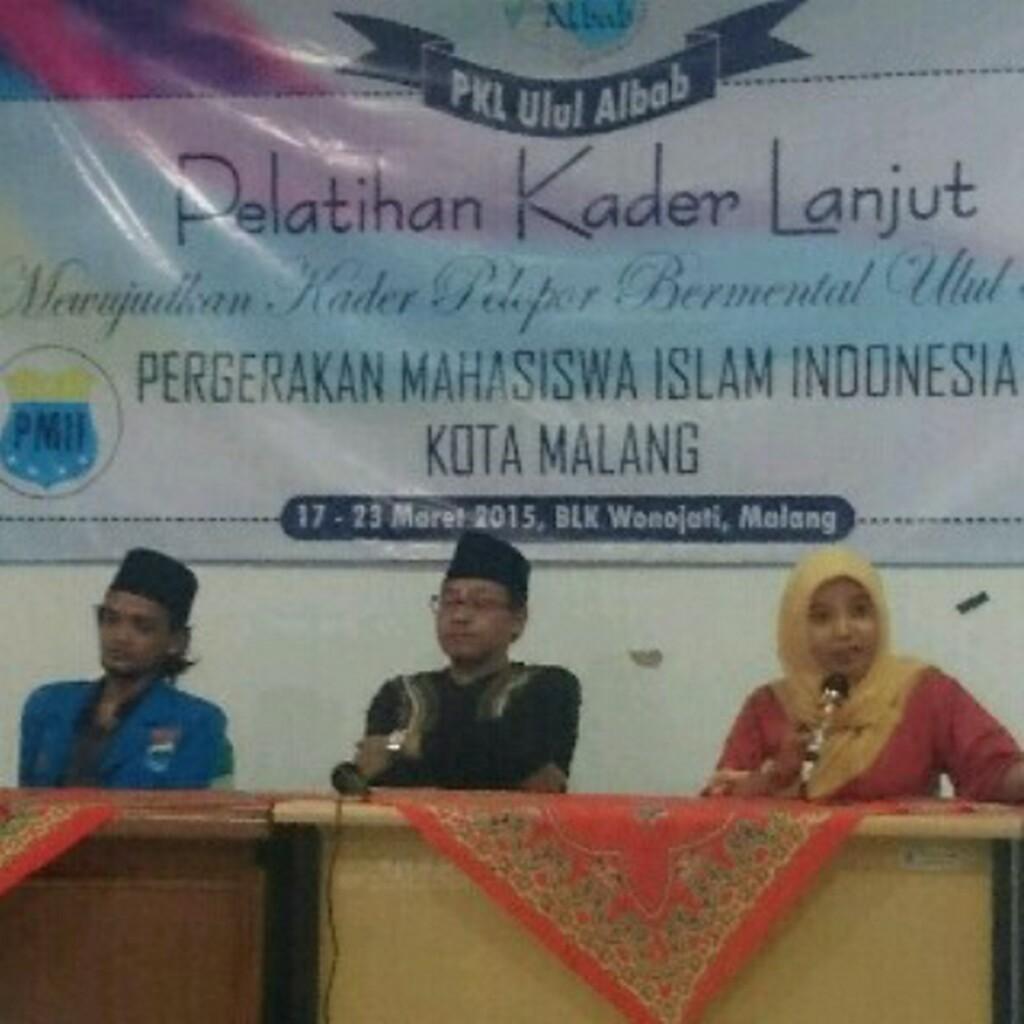 Forum PKL Bersama Wakil Wali Kota Malang
