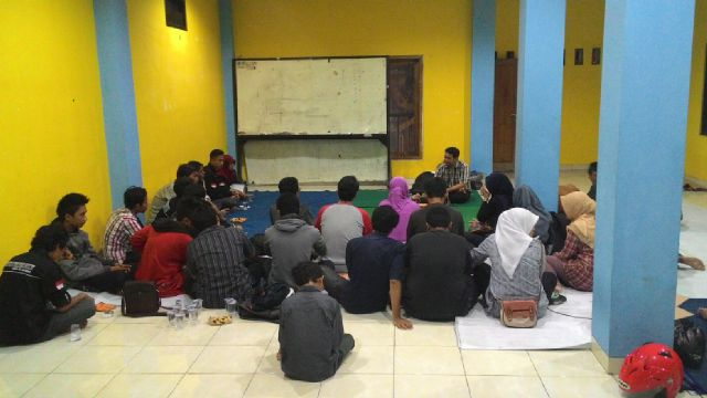 Diskusi Rayon Pancasila