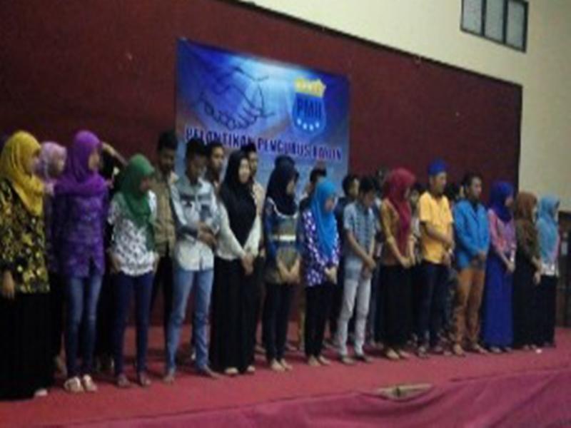Pelantikan Pengurus Rayon Nusantara, Khidmat 2015-2016